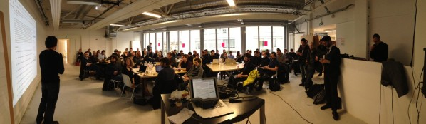 Premier OpendataCamp d'Etalab