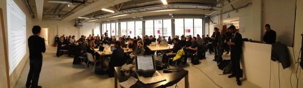 Invitation à l'Open Data Camp #2 à l'occasion de Devoxx 2014