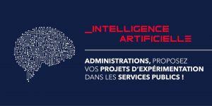 Logo appel à manifestation d'intérêt IA
