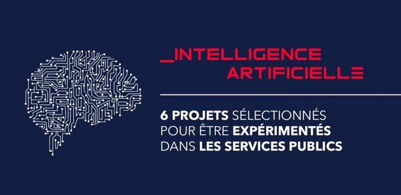 Intelligence Artificielle : 6 projets lauréats de l'appel à manifestation d'intérêt IA !
